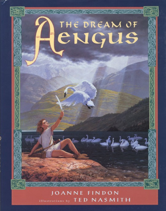 the dream of oenghus Oenghus and the swan oenghus is the son of the dagda and boann der traum des oenghus (the dream of oenghus) by rolf rudin musiciansmusings.